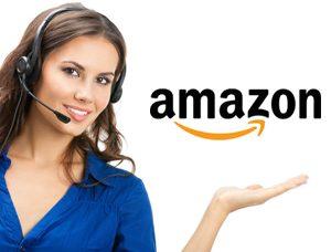 Amazon customer services