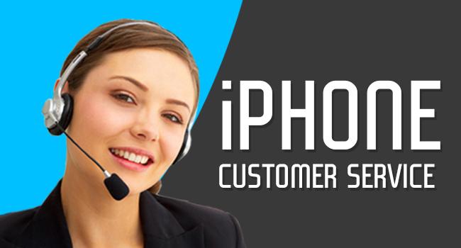 Apple customer service