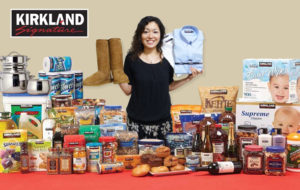 Products and brands of Costco