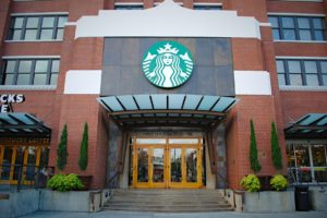 starbucks headquarters address