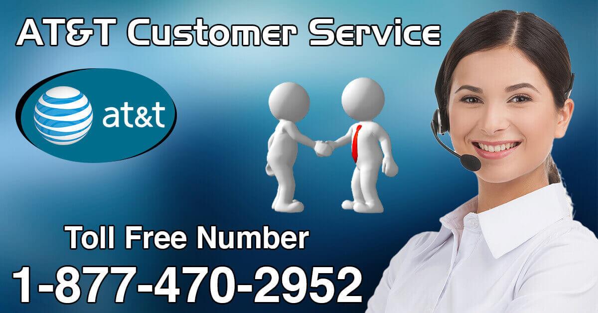 at and t customer service