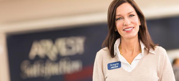 Arvest Bank customer service images