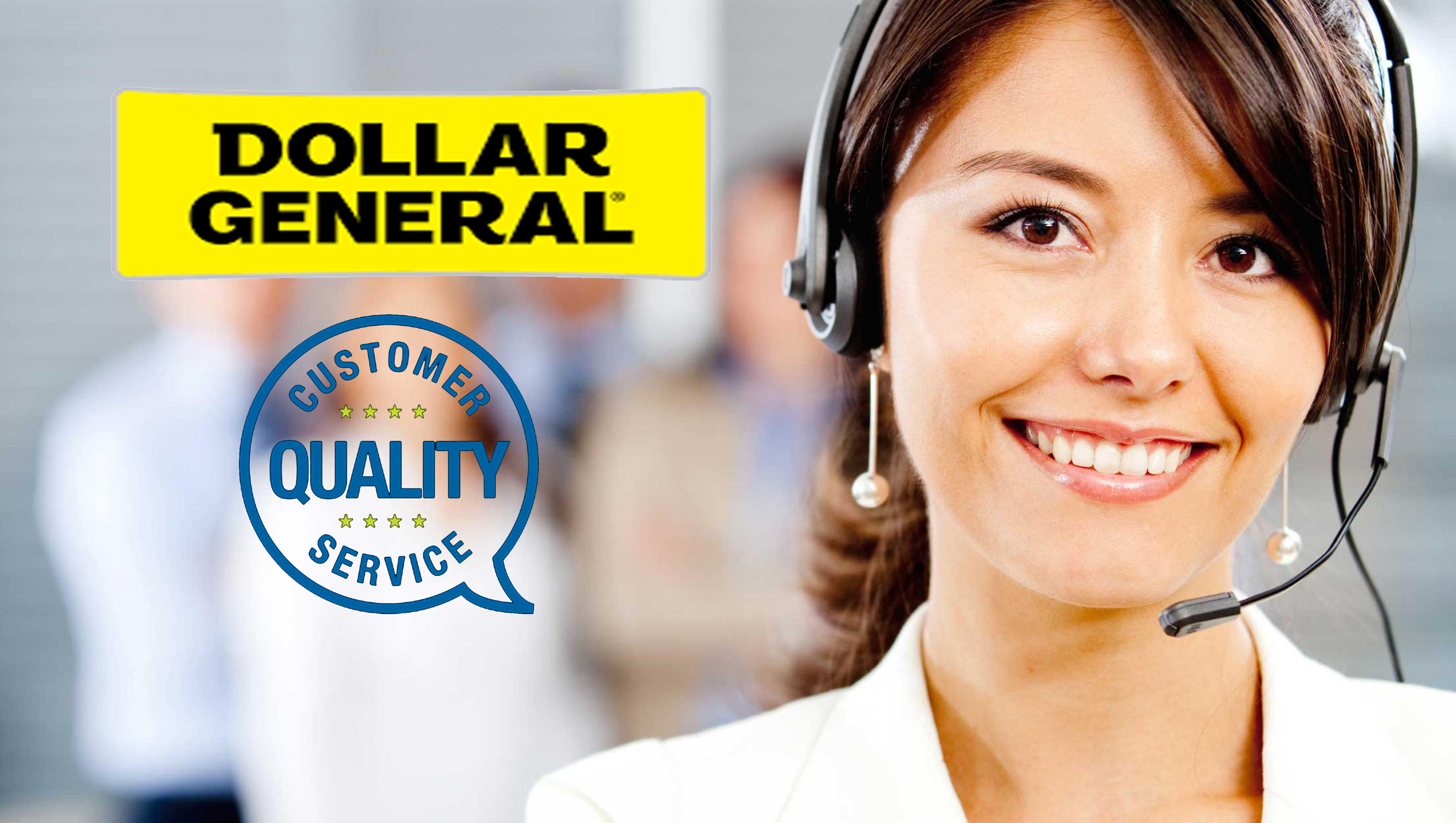 Dollar General customer services
