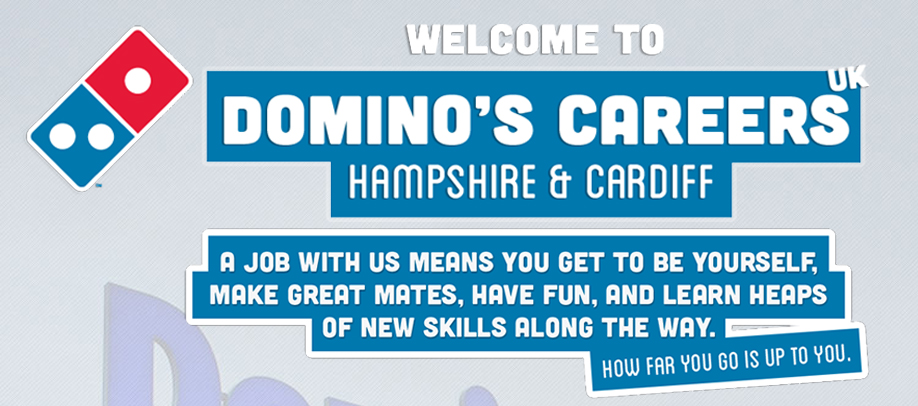 Dominos Careers and Jobs Images