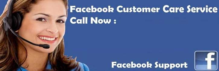 Facebook customer services