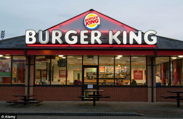 History of Burger King Images