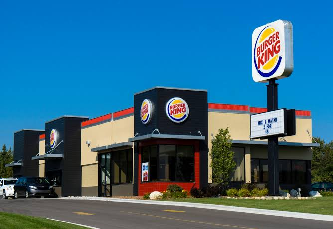History of Burger King
