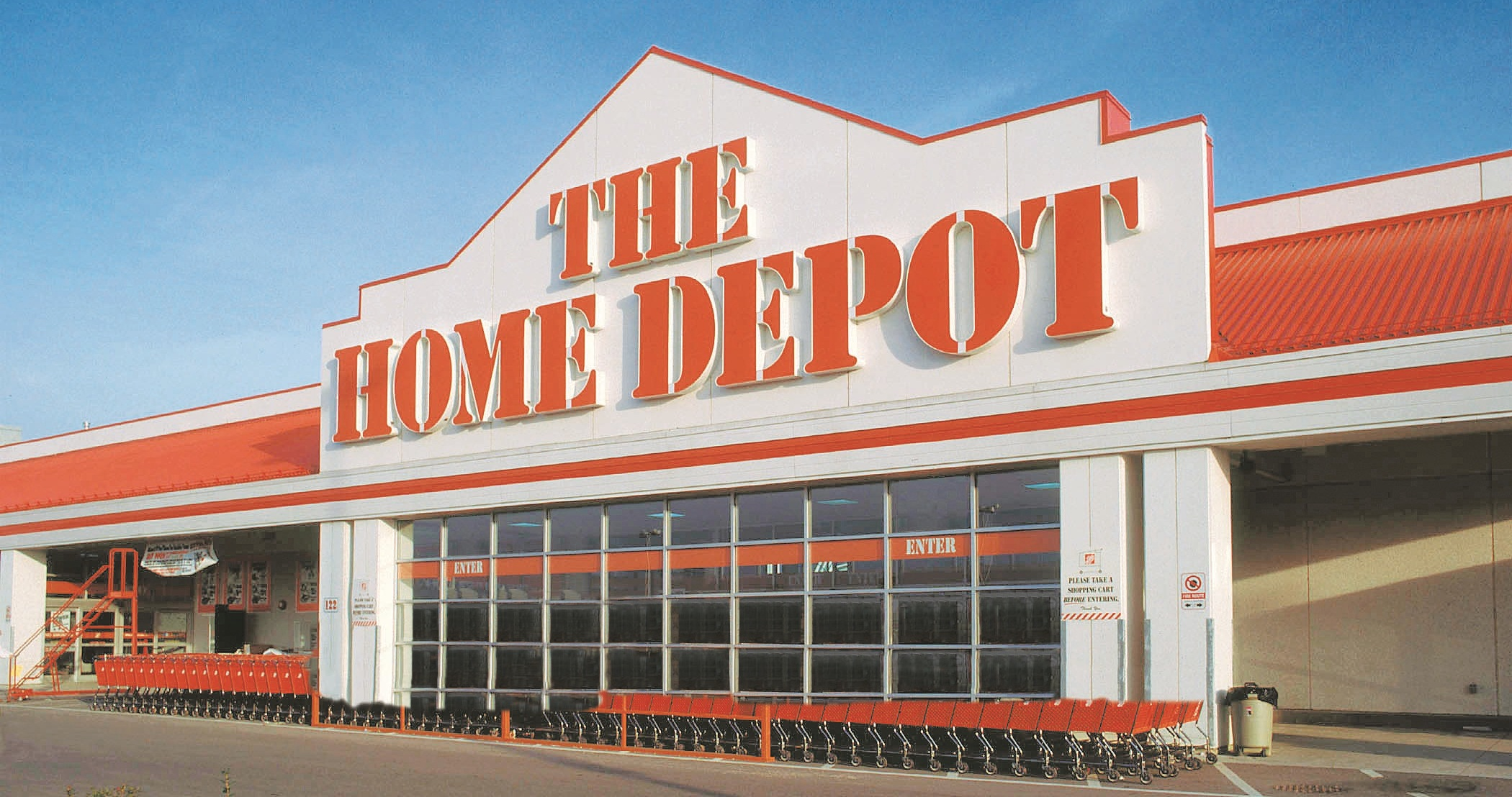 History of Home depot