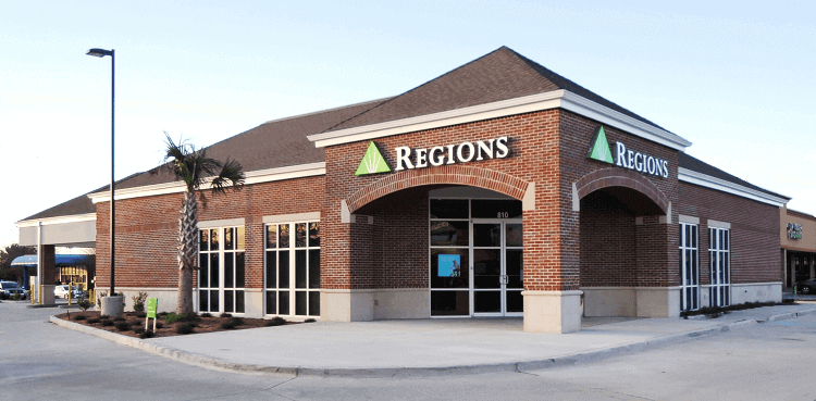 History of Regions Bank