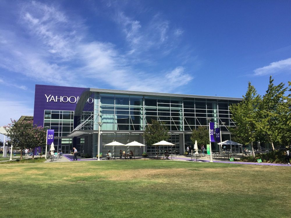 History of Yahoo