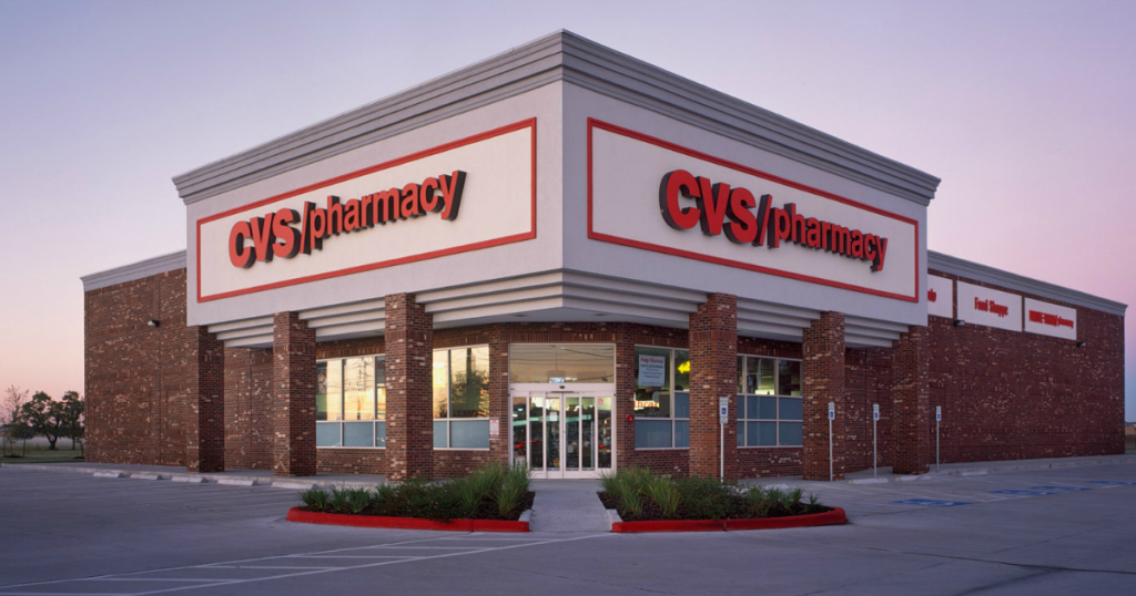History of CVS Images