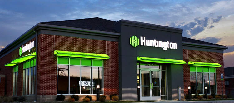 Huntington Bank customer service images