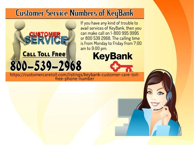 Key Bank customer service Images