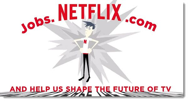 Netflix Careers and Jobs