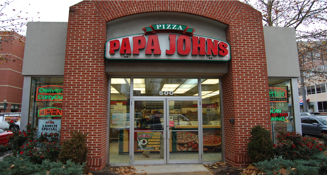 Papa Johns customer service Images