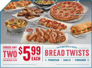 Products and brands of Dominos Images