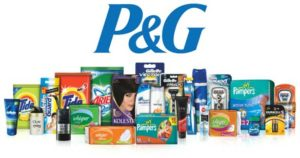 Products and brands of P&G