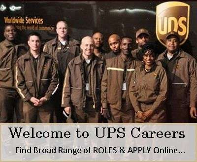 UPS Careers and Jobs Images