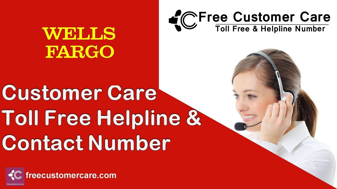 Wells Fargo customer services
