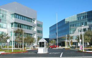 Yahoo Headquarters info
