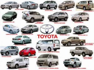 toyota Products Images