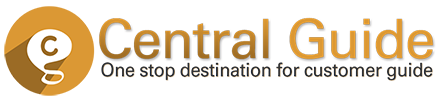Central guide logo