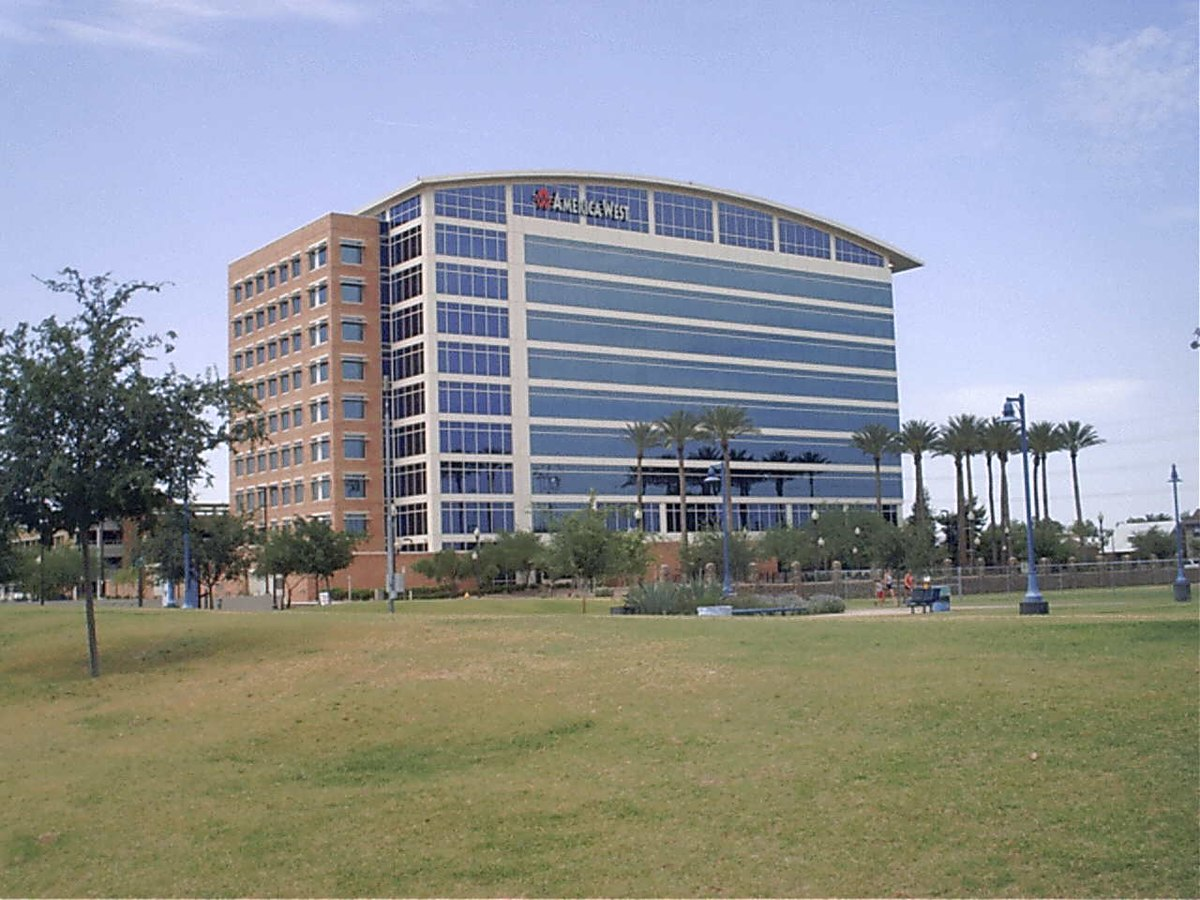 America West Airlines Corporate Office And Headquarters