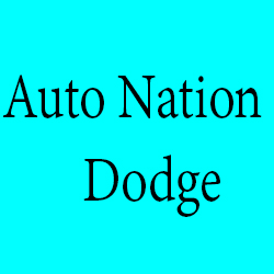Auto Nation Dodge Corporate Office