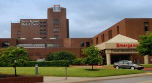 Baxter Regional Medical Center Headquarters Corporate Address