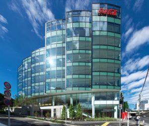 coca cola Corporate Office