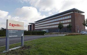 Exxon Mobil Headquarters