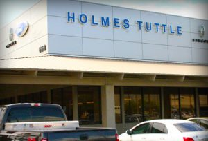 Holmes Tuttle Ford Headquarters