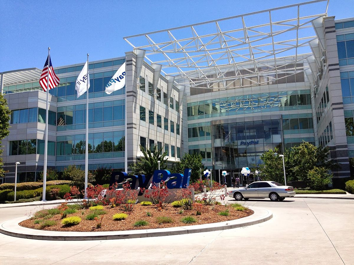 Paypal Corporate Office And Headquarters Information