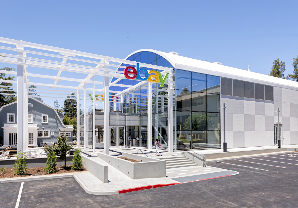 eBay Corporate Office and Headquarters address information