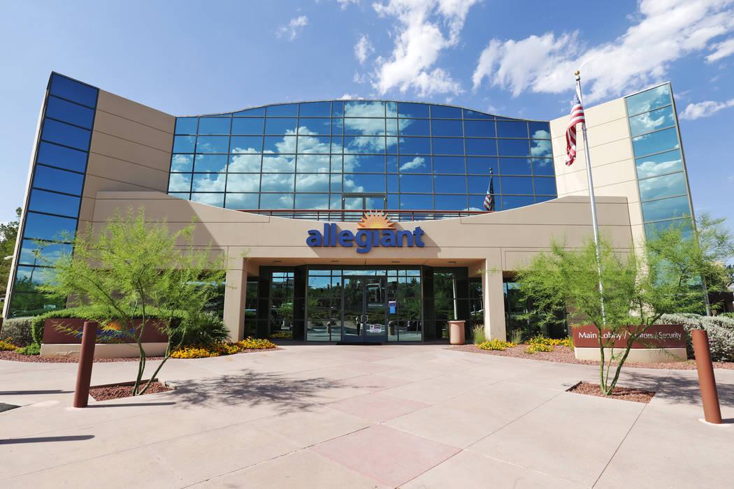 allegiant corporate office and headquarters address