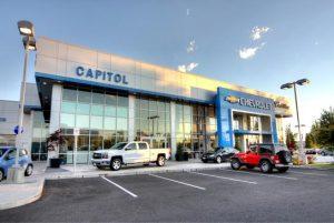 Capitol Chevrolet Headquarters