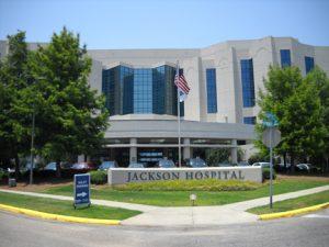 Jackson Hospital Headquarters