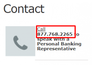sovereign bank phone number
