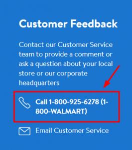 walmart.com phone number